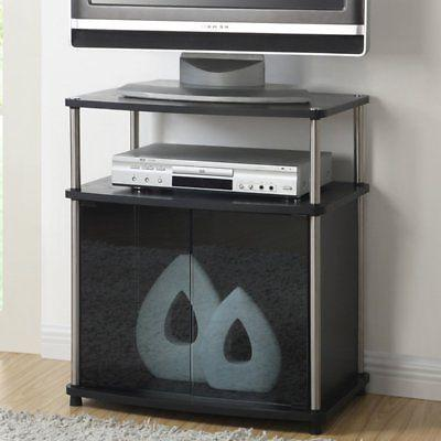 designs2go tv stand with cabinet