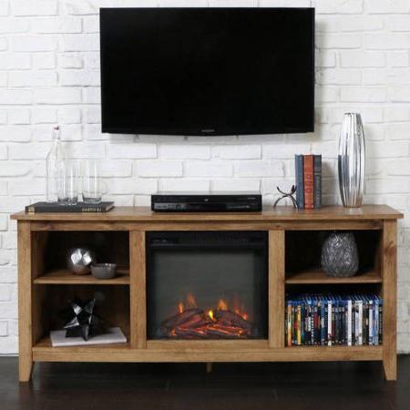 driftwood tv stand