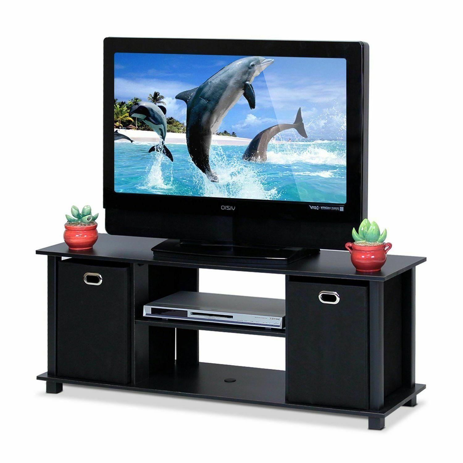 TV Wood Cabinet Table Dorm Room