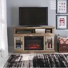 Electric Fireplace TV Stand Console Media Entertainment Cent