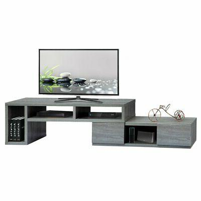 Entertainment Center TV Stand with Drawers, Shelves For TV's
