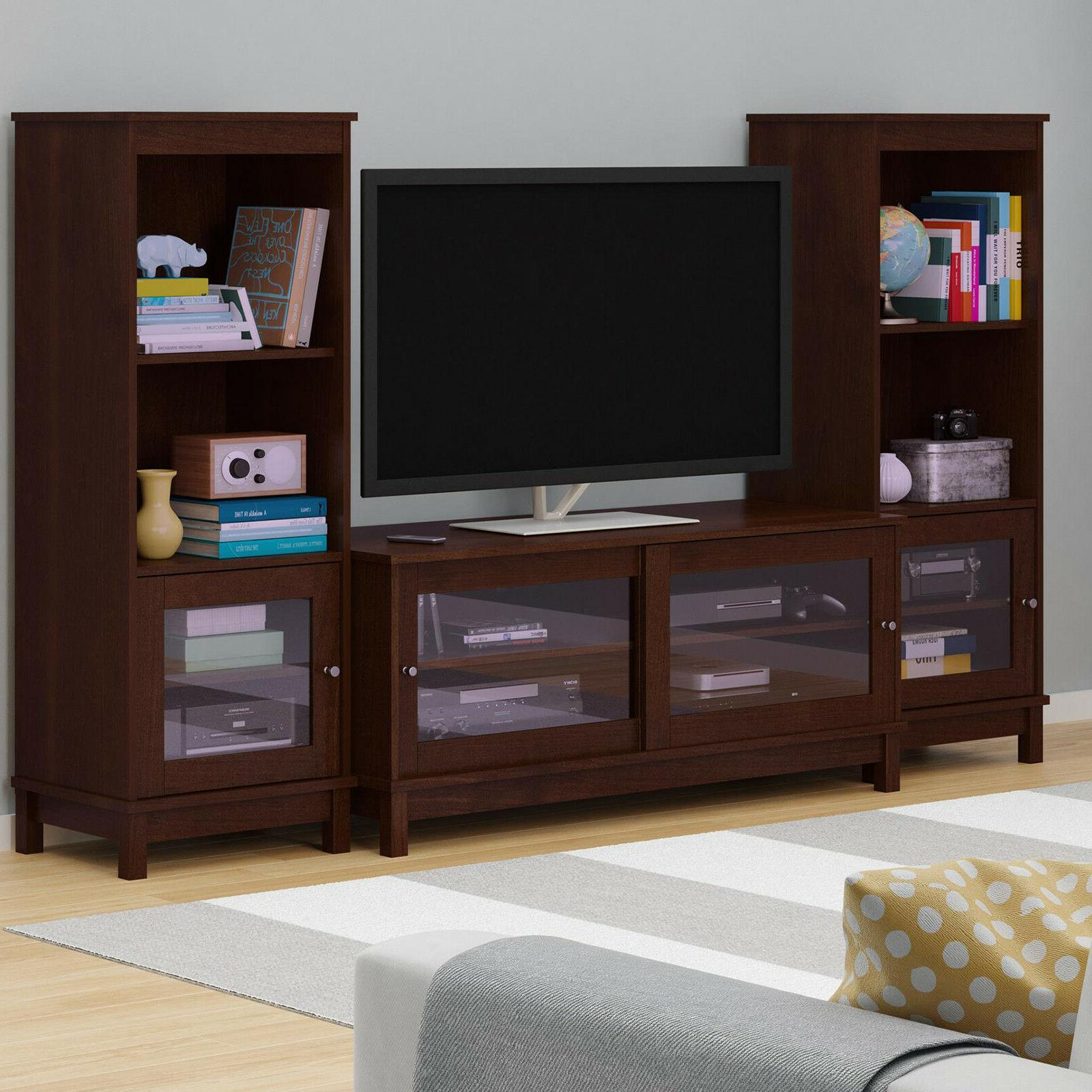Entertainment Center TV Cabinet Modern