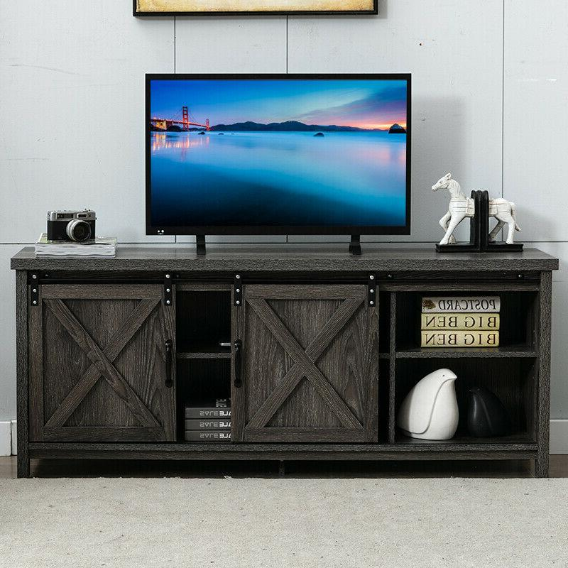 TV in TV Entertainment Cabinet