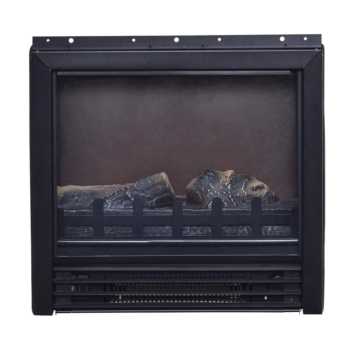 """Fireplace Storage Console Heater for TVS up to 50"""""""