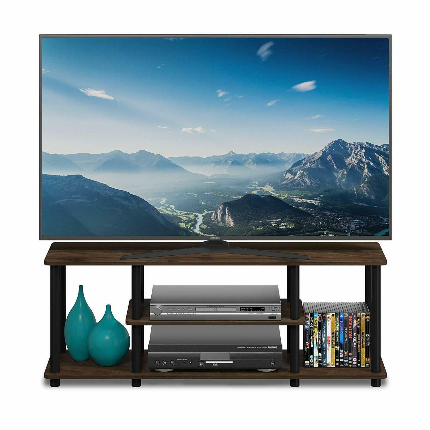 FLAT HOLD Up to or 60 Lbs Entertainment Media Center