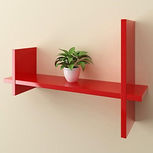 floating ledge wall frame