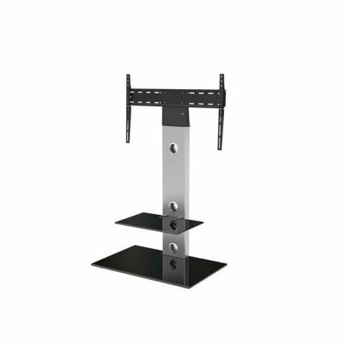 AVF FSL700LES-A Media Component Lesina TV Floor Stand with M
