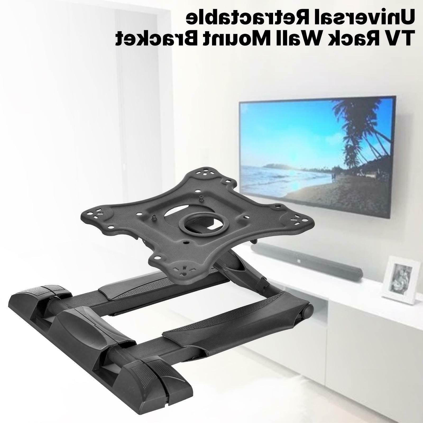 Full Motion TV Rack TV Stand Swivel Tilt 32-55inch