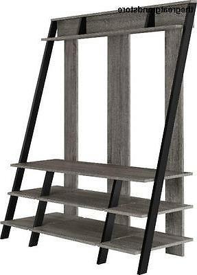 Altra Furniture 1622096PCOM A/V Equipment Stand - Up to 48 S