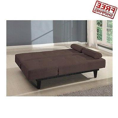 Futon Sofa Bed Lounger Loveseat Couch