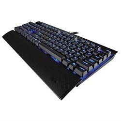 Corsair Gaming K70 LUX Mechanical Keyboard, Backlit Blue LED