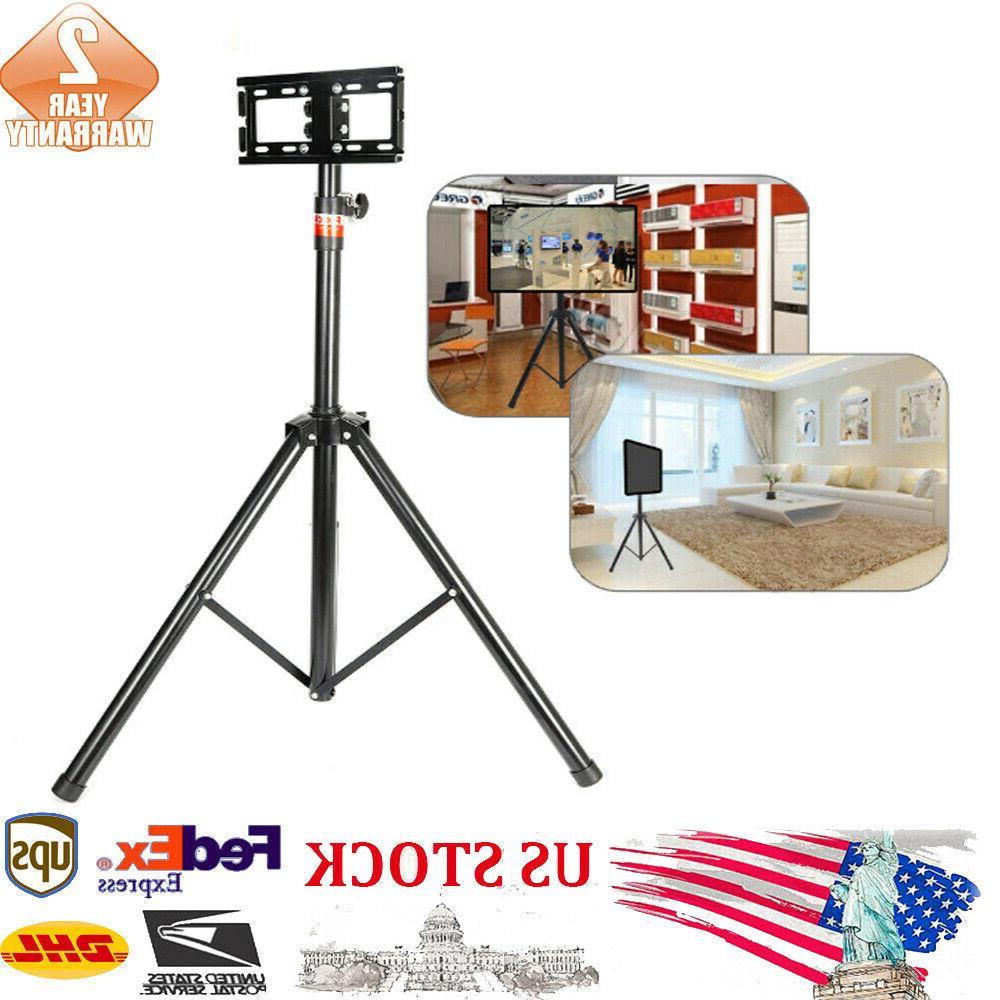 portable 18 32 tripod tv stand television