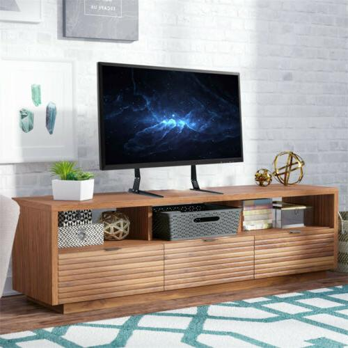 Height Adjustable Table TV Stand Legs for Samsung
