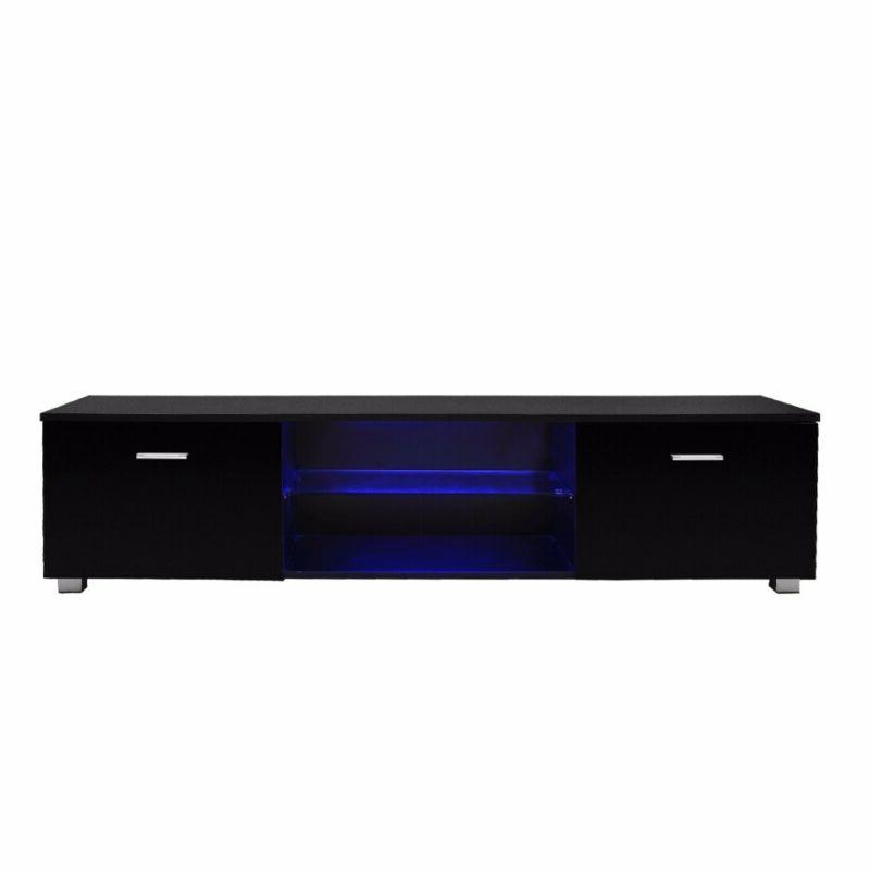 High LED Shelves Cabinet Drawers Furniture
