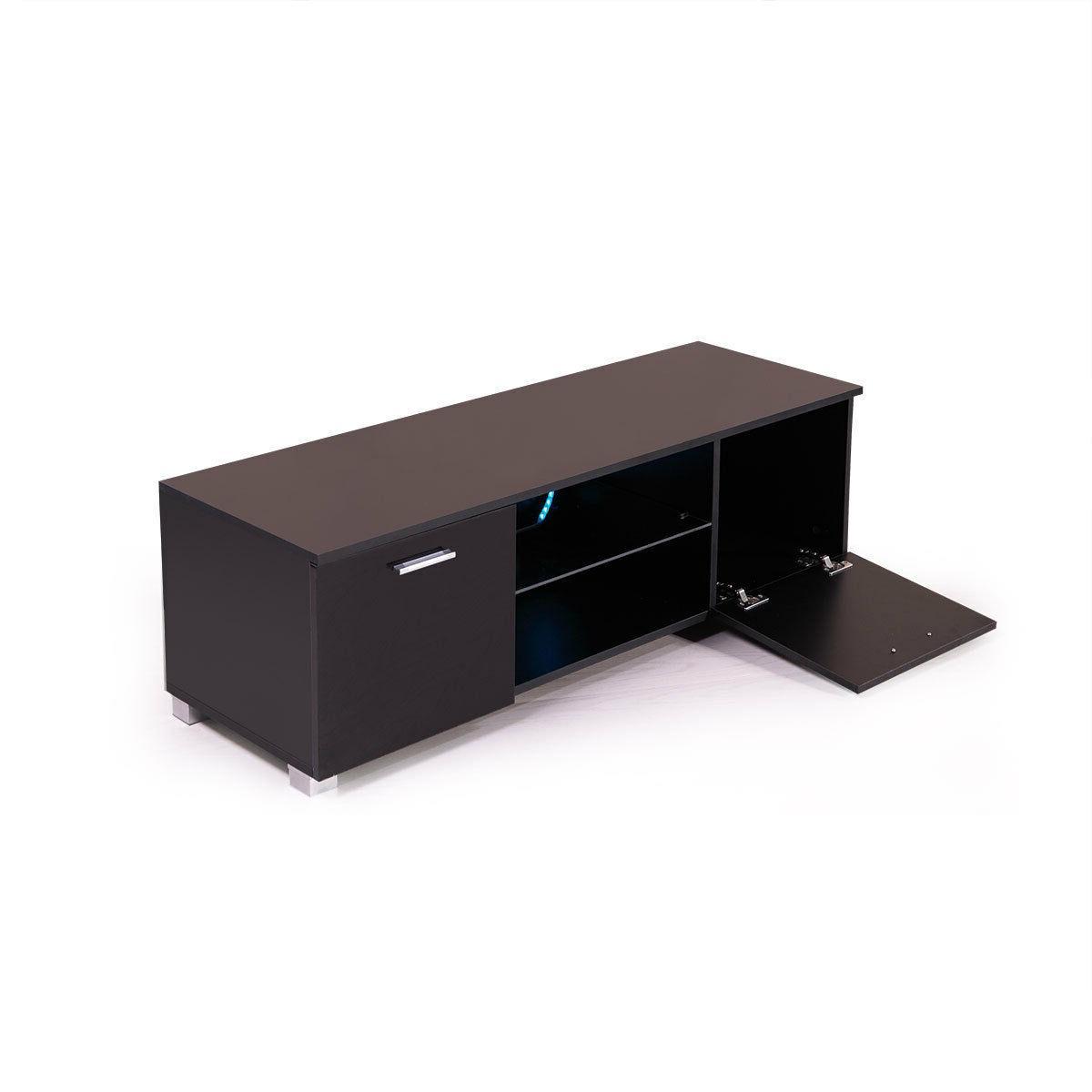 High Unit LED Light Shelves 2 Console