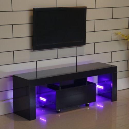 High Unit w/LED Black