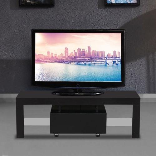 High TV Unit w/LED
