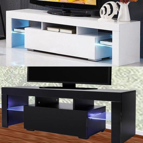 high gloss tv stand unit cabinet w