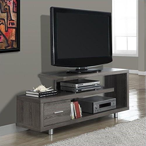 Monarch Hollow-core TV in Dark Taupe