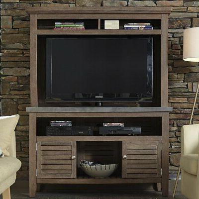 Loon Peak Indoor Outdoor Buffet Credenza TV Stand