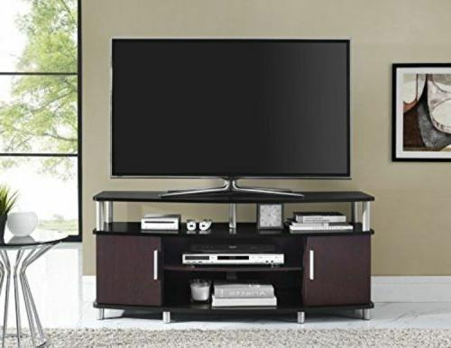 Ameriwood Carson Stand TVs to Inches Wide