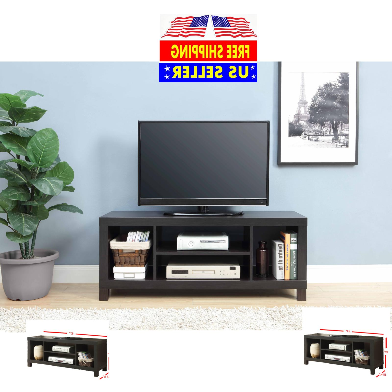 Home Entertainment Storage TV Console Media