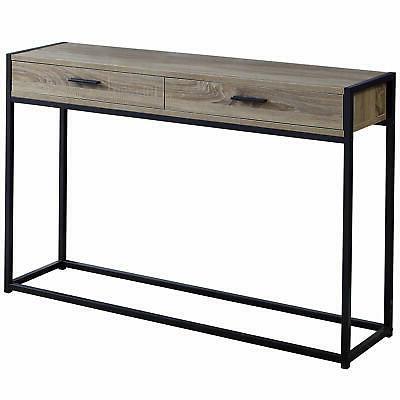 i 351 48 long wood top metal