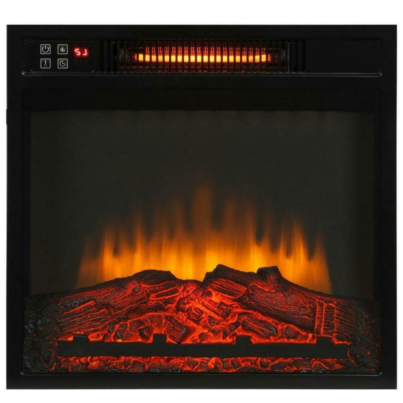 Infrared Electric Fireplace 1000 TV Stand
