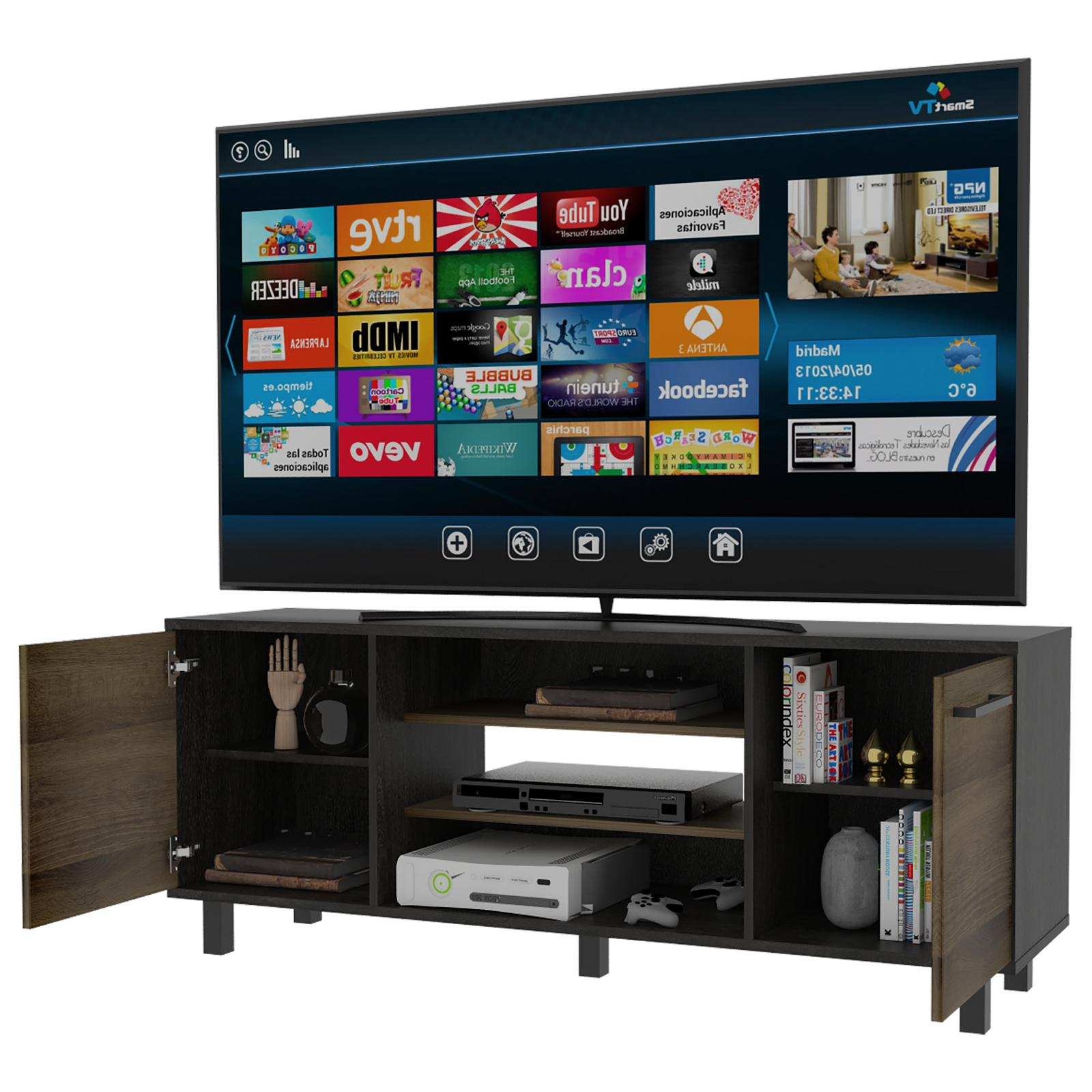 kaia collection tv stand holds up to