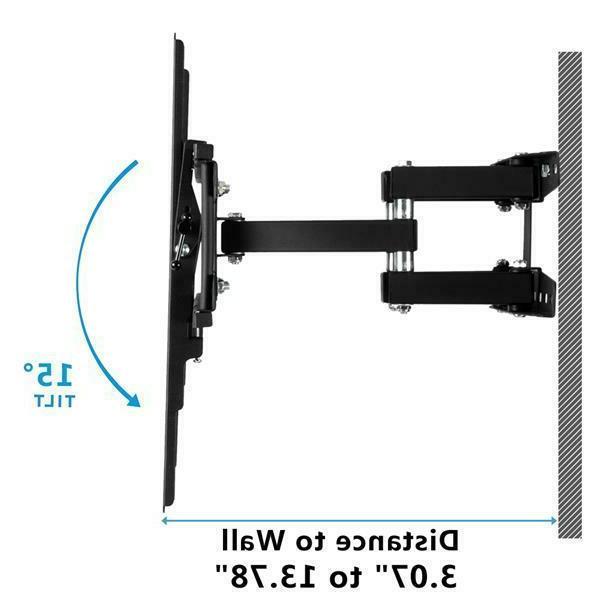 LEADZM TMDS-204 32-70in Motion TV Wall Bracket TV 600x400