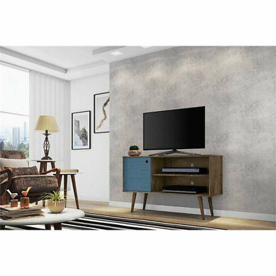 Manhattan Comfort TV Brown and