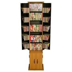 Venture Horizon Original Media Tower - 390 x CD, 240 x DVD,