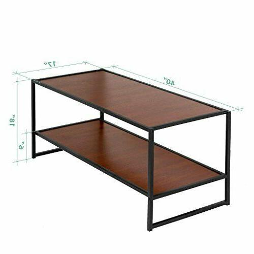 Modern Studio Collection Table wood grain