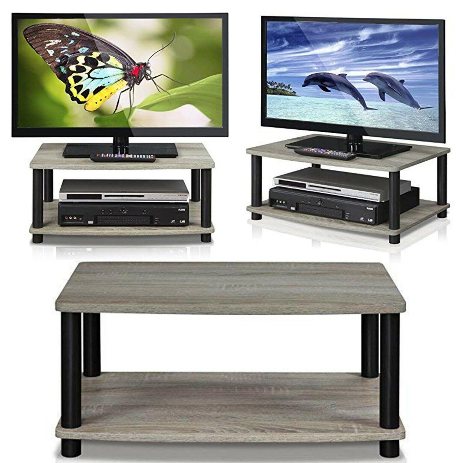 modern tv stands grey small wood end