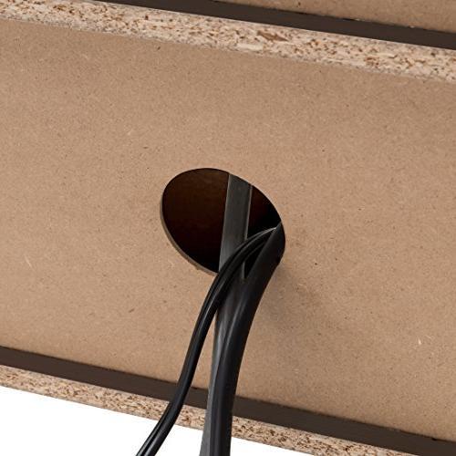 IRIS MDB-3SBO, TV Brown Oak,