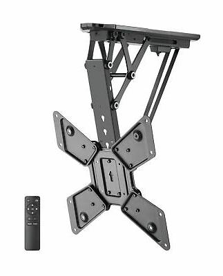 motorized tv mount electric ceiling tv mount