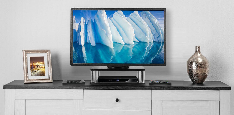 Mount-It! AV Storage, Inch TVs