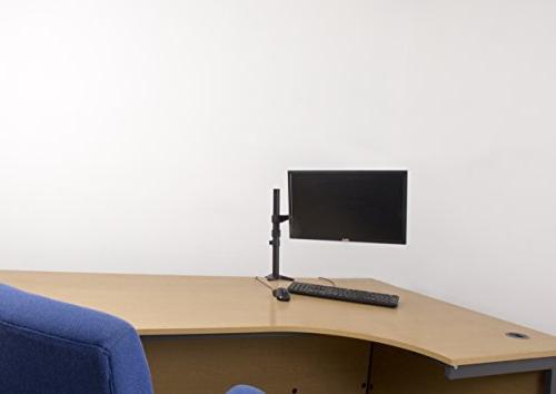 AVF MRC1103-A Single Monitor Desk and to 27-inch