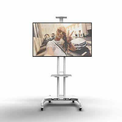 Kanto Adjustable Mobile Adjustable Shelf for