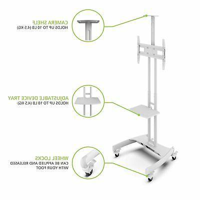 Kanto Mobile with Adjustable Shelf