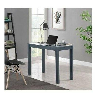 NEW Black White Gray Espresso Desk Furniture Writing