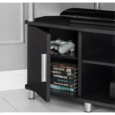 NEW Expresso TV Stand Tower Cabinet