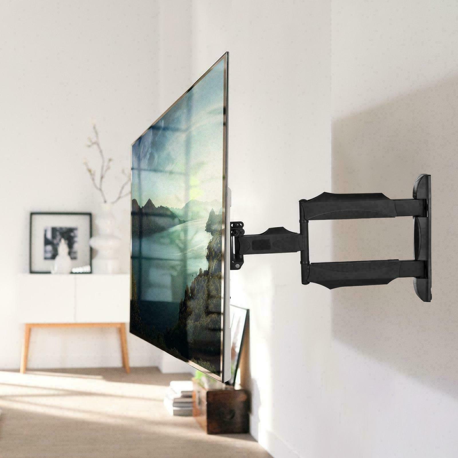 New Full TV Mount Rack Stand For 32-55'' Bracket