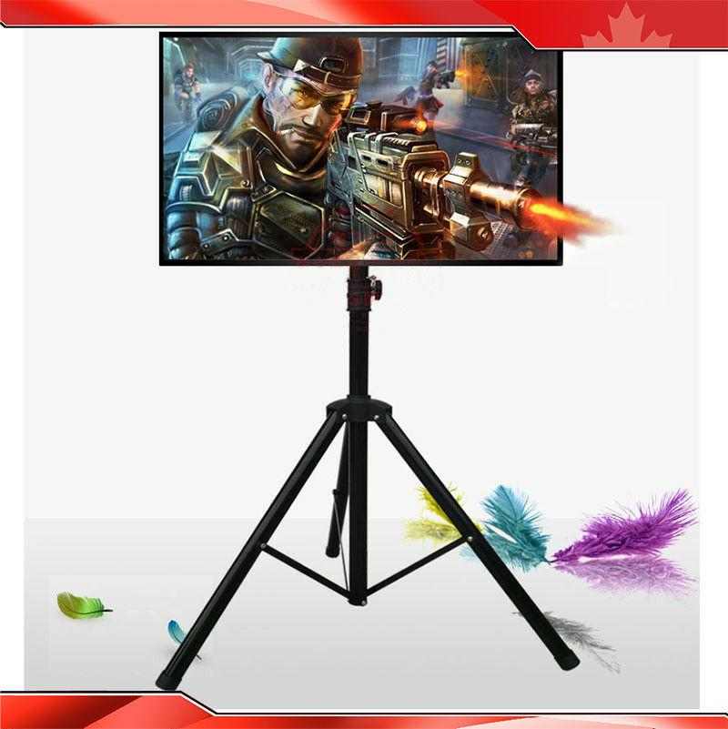 USA SELLER!Portable Flat Panel Monitor Stand with Foldable