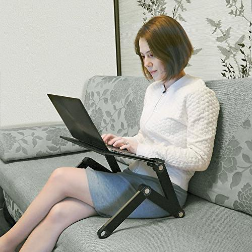 Wonder Folding Laptop Portable for Laptop, Bed Cooling