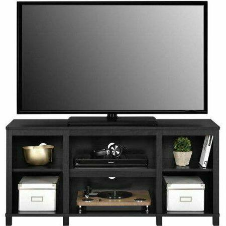 Mainstays Parson Cubby Stand, TVs to Finishes