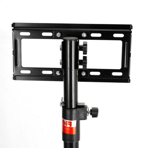Portable TV Stand Monitor Mount