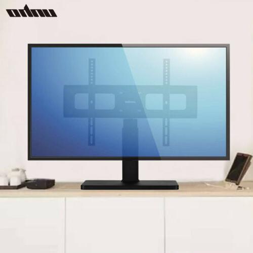 """22-85"""" LED Full TV Wall VESA Bracket Tabletop Stand Fixed Hanger"""