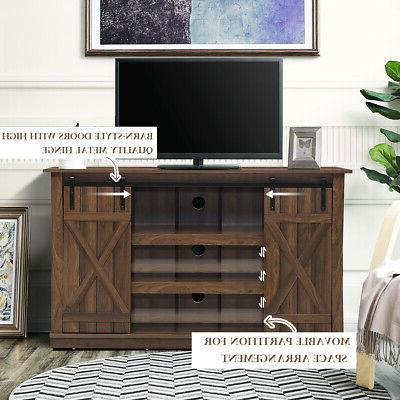 """Sliding Console Table for Up to 60"""" Center"""