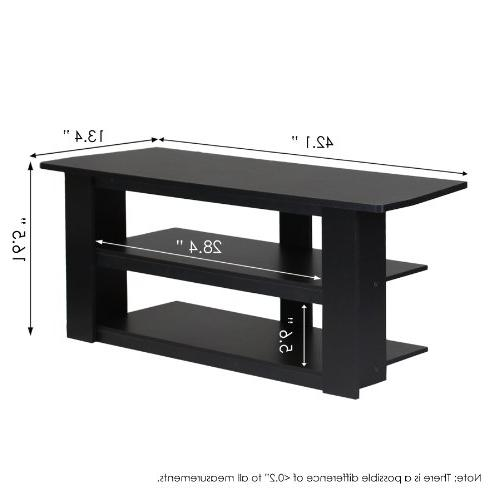 Small With Shelves For Flat Media Black